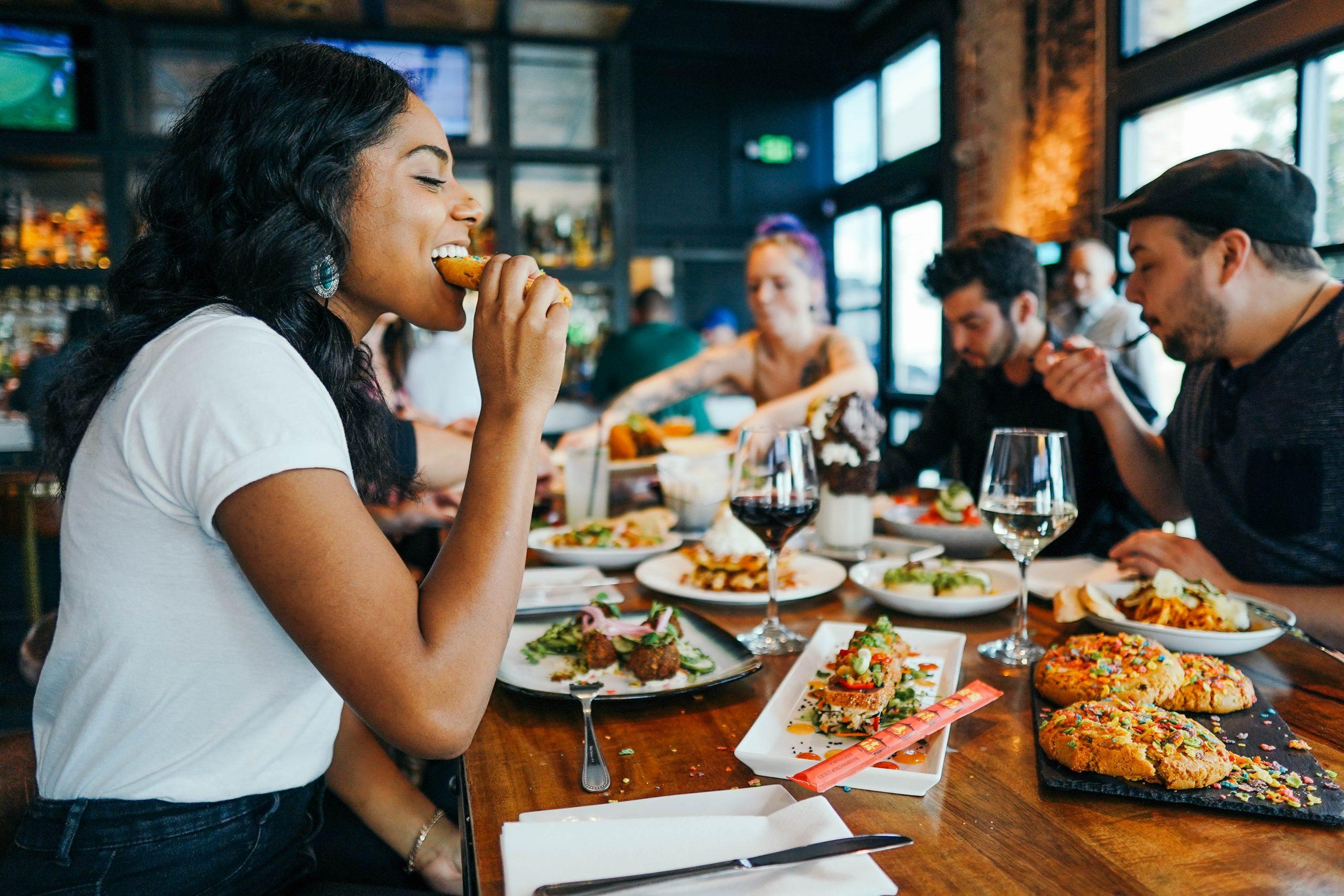 5 beats restaurantes
